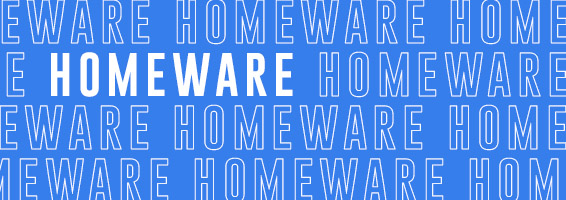 Gifts & Homeware - Homeware