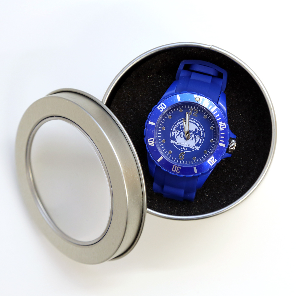Ice Style Watch