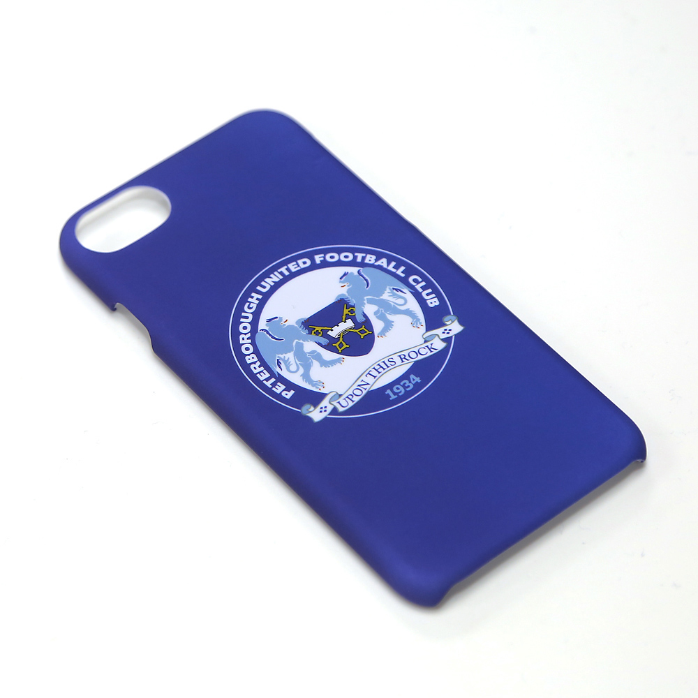 Crest iPhone Case
