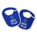 Huge Fan Bib (2 Pack)