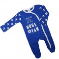 Huge Fan Sleepsuit