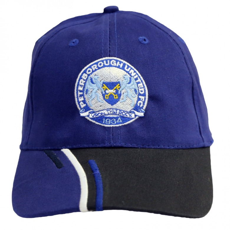Royal / Navy / White Cap 4199