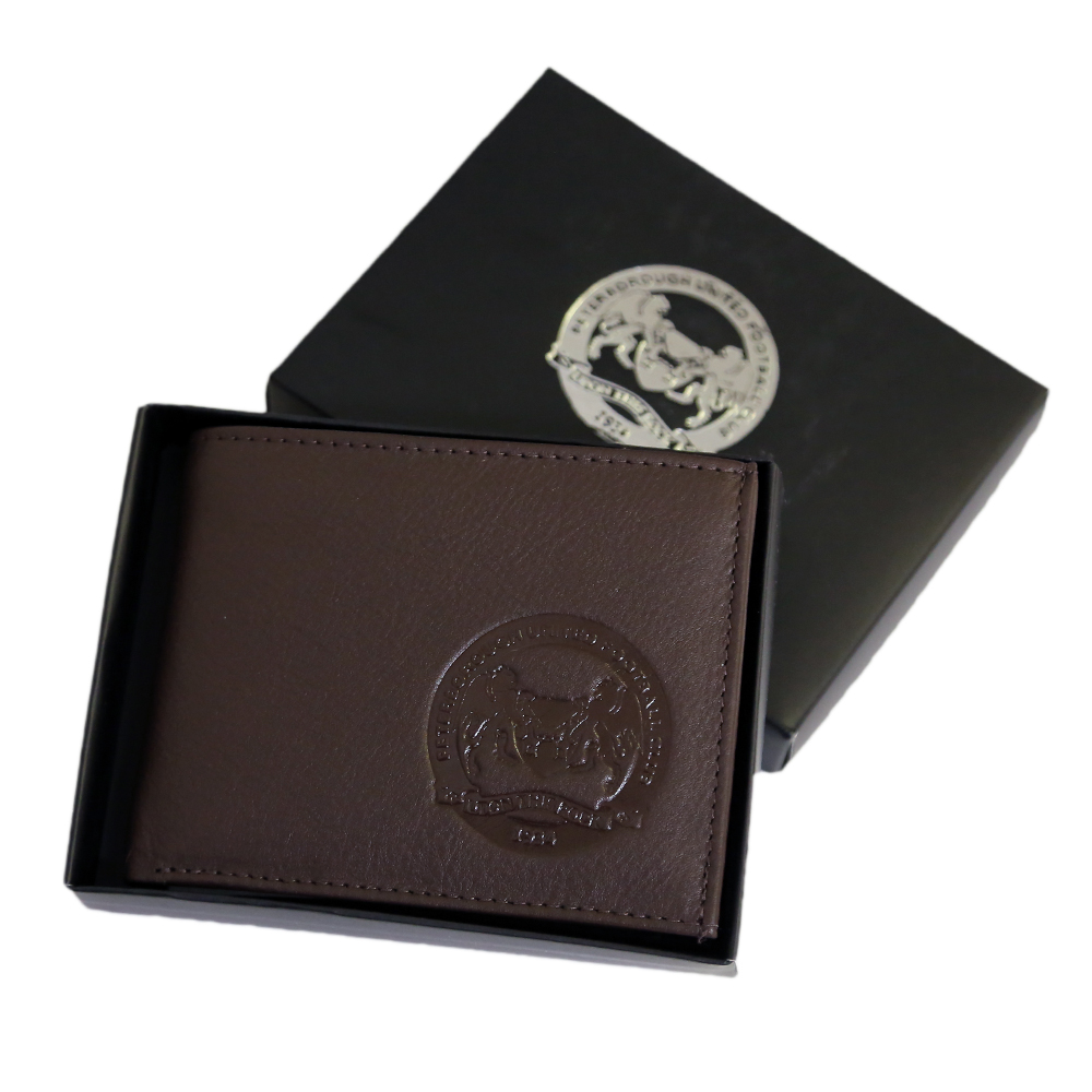 Brown Nappa Wallet