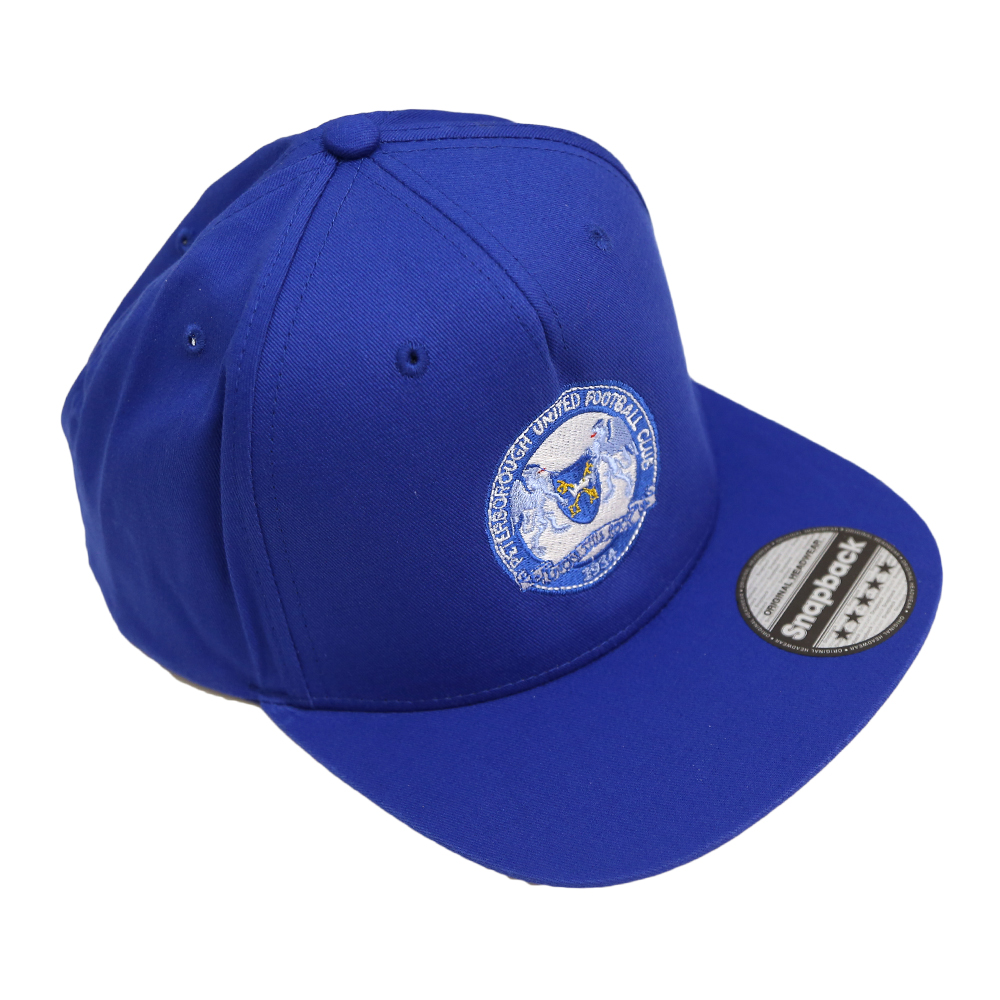 Royal Snap Back Cap