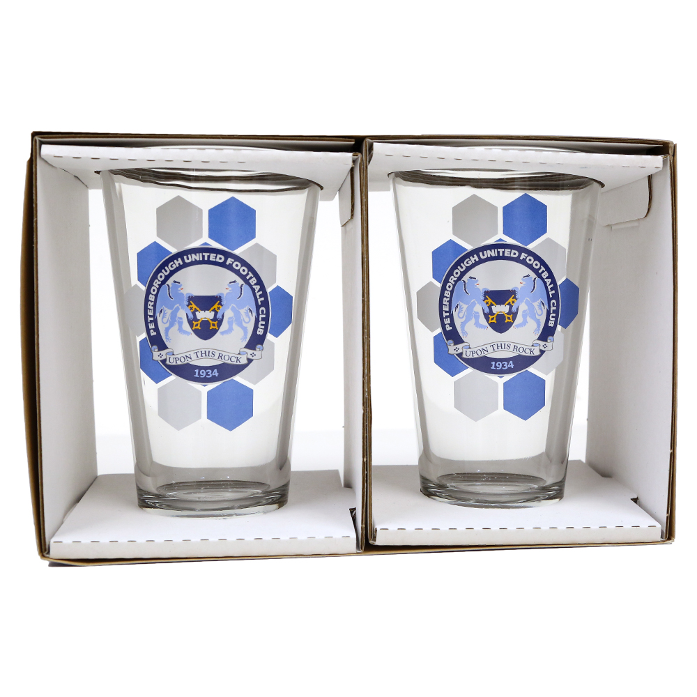 2 Pack Juice Glasses