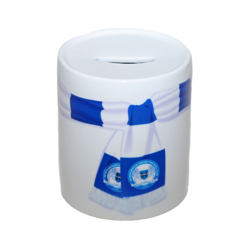 Scarf Money Box