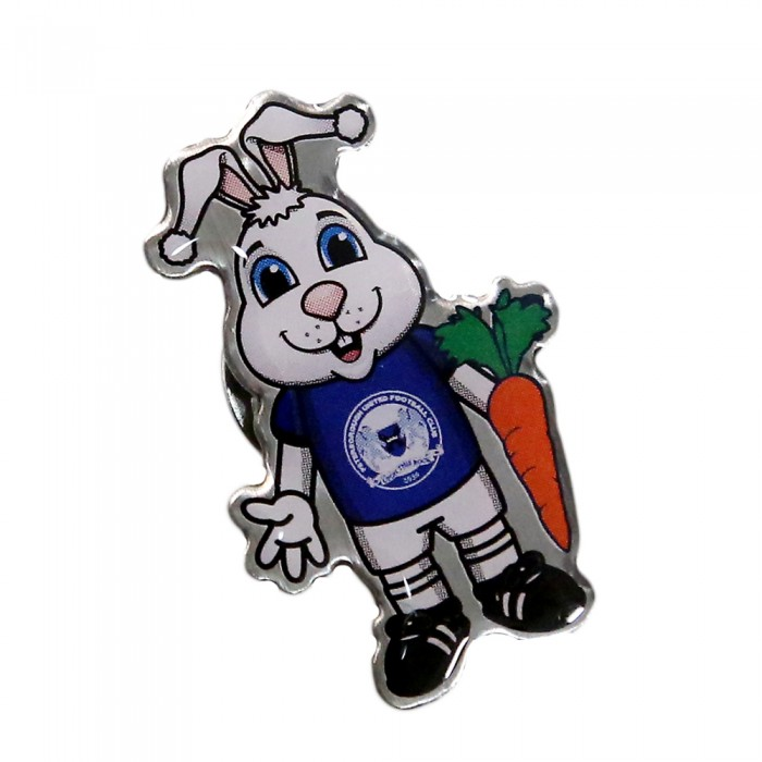 Mascot Pin Badge