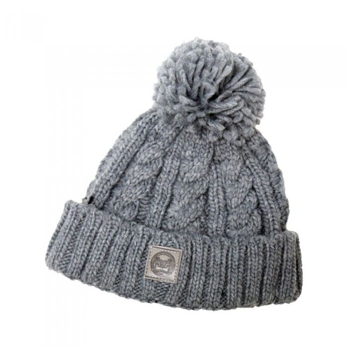 Junior Cable Knit Hat