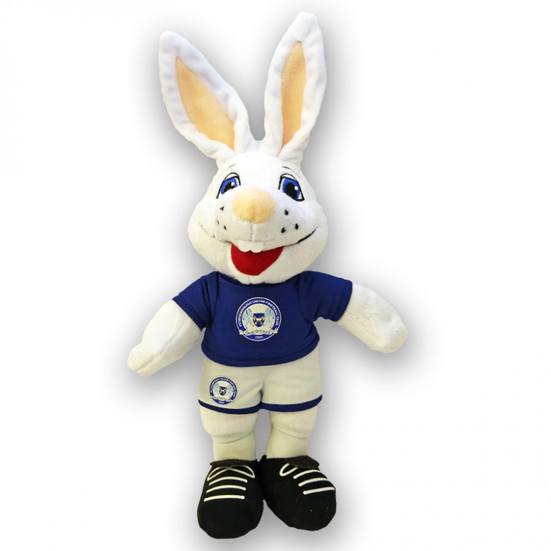 Peter Burrow Mascot